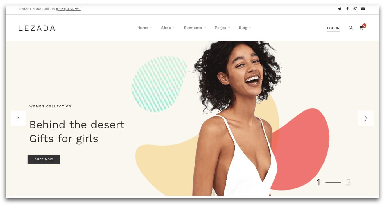 20 шаблонов WordPress для интернет-магазина, актуальные в 2021 году